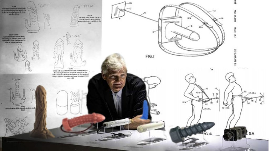 dyson inventor